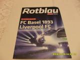 Program     FC  Basel  -  Liverpool