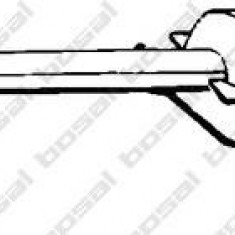 Catalizator JEEP WRANGLER Mk II 4.0 - BOSAL 099-020 - Catalizator auto
