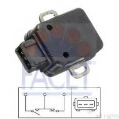 Senzor, pozitie clapeta acceleratie - FACET 10.5075 - Senzor clapeta acceleratie