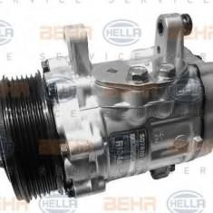 Compresor, climatizare - HELLA 8FK 351 128-021 - Compresoare aer conditionat auto
