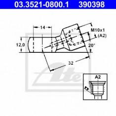 Conector, conducte metal - ATE 03.3521-0800.1