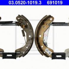 Set saboti frana OPEL ASTRA F hatchback 1.7 D - ATE 03.0520-1019.3 - Saboti frana auto