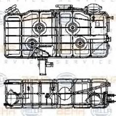 Vas de expansiune, racire IVECO P/PA 190-30 H - HELLA 8MA 376 705-221, LuK