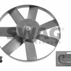 Ventilator, radiator AUDI A3 1.6 - SWAG 99 91 4748 - Ventilatoare auto Trw
