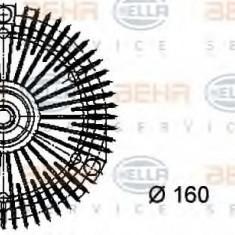 Cupla, ventilator radiator MERCEDES-BENZ 190 limuzina E 2.6 - BEHR HELLA SERVICE 8MV 376 732-331 - Termocupla auto