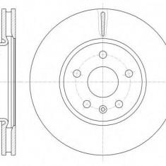 Disc frana OPEL INSIGNIA 2.0 E85 Turbo - ROADHOUSE 61286.10 - Discuri frana Trw