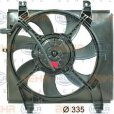 Ventilator, radiator HYUNDAI LAVITA 1.6 - HELLA 8EW 351 034-481 - Ventilatoare auto PIERBURG