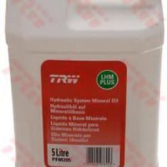 Ulei hidraulic - TRW PFM205 - Compnente turbina