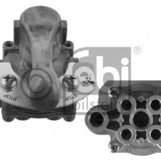 Supapa camasa rotativa, sistem aer comprimat MERCEDES-BENZ LP LP 608, LPL 608 - FEBI BILSTEIN 38128