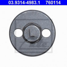 Adaptor, dispozitiv de resetare piston etrier - ATE 03.9314-4983.1