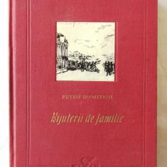 """""""BIJUTERII DE FAMILIE"""", Ed. a III-a, Petru Dumitriu, 1953, Alta editura"""