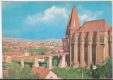 Bnk cp Hunedoara - Castelul Huniazilor - necirculata - marca fixa, Printata