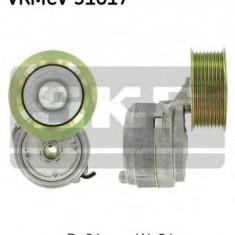 Rola intinzator, curea transmisie - SKF VKMCV 51017