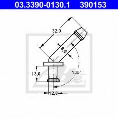 Stut cuplare, Imbinare furtun - ATE 03.3390-0130.1