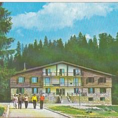 Bnk cp Stana de Vale - Cabana Cerbul - necirculata - marca fixa - Carte Postala Crisana dupa 1918, Printata