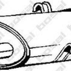 Toba esapament finala FIAT CROMA 1600 - BOSAL 148-009 - Toba finala auto
