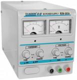 Sursa de laborator - simpla, af. analog, 0...30V - 0...3A - RXN-303A/76864