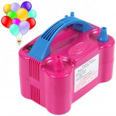 Pompa electrica pentru umflat baloane - Decoratiuni petreceri copii