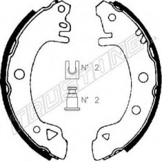 Set saboti frana FORD SIERRA hatchback 1.6 - TRUSTING 040.116 - Saboti frana auto INA
