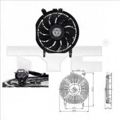 Ventilator, radiator TOYOTA STARLET 1.3 12V CAT - TYC 836-0004 - Ventilatoare auto