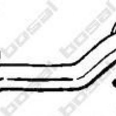Toba esapament primara VW FOX 1.4 - BOSAL 280-413 - Toba finala auto