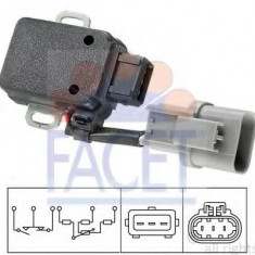 Senzor, pozitie clapeta acceleratie - FACET 10.5058 - Senzor clapeta acceleratie