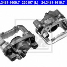 Etrier frana PEUGEOT 205  1.6 GTI - ATE 24.3481-1609.7 - Arc - Piston - Garnitura Etrier REINZ