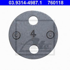 Adaptor, dispozitiv de resetare piston etrier - ATE 03.9314-4987.1