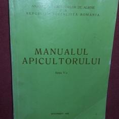 MANUALUL APICULTORULUI EDITIA A V A . STARE FOARTE BUNA .