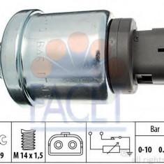 Senzor, presiune ulei - FACET 7.0659 - Senzori Auto