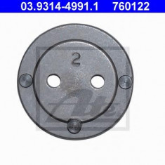 Adaptor, dispozitiv de resetare piston etrier - ATE 03.9314-4991.1