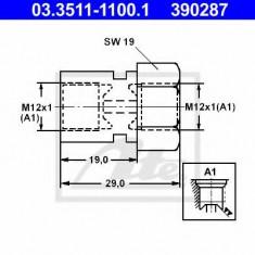 Adaptor, conducte frana - ATE 03.3511-1100.1 - Frane auto