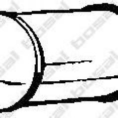 Catalizator FIAT CROMA 2000 16V - BOSAL 099-071 - Catalizator auto