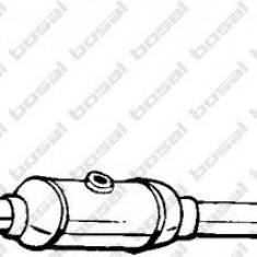 Catalizator AUDI TT 1.8 T - BOSAL 099-075 - Sonda Lambda