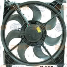 Ventilator, radiator HYUNDAI GRANDEUR 250 - HELLA 8EW 351 034-471 - Ventilatoare auto PIERBURG