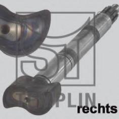 Ax frana, frana tambur - TEMPLIN 03.010.0240.520