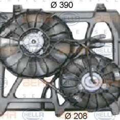 Ventilator, radiator KIA SORENTO I 2.4 - HELLA 8EW 351 034-501 - Ventilatoare auto PIERBURG