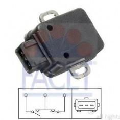 Senzor, pozitie clapeta acceleratie - FACET 10.5074 - Senzor clapeta acceleratie