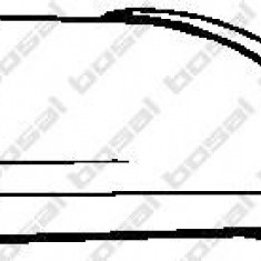 Toba esapament finala OPEL ASTRA F hatchback 1.7 TD - BOSAL 185-315 - Toba finala auto