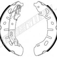 Set saboti frana FIAT DOBLO caroserie inchisa/combi 1.6 D Multijet - TRUSTING 034.124, INA