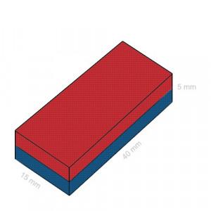 magnet puternic neodim 40x15x5 generatoare eoliene neodymium
