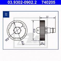 Stut aerisire - ATE 03.9302-0902.2