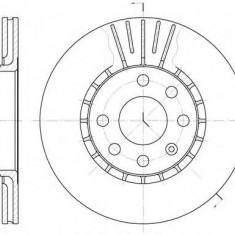 Disc frana OPEL VECTRA A hatchback 1.6 i CAT - ROADHOUSE 6174.10 - Discuri frana Trw