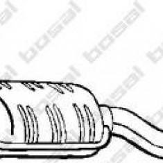Toba esapament primara OPEL VECTRA A 2.0 i 4x4 - BOSAL 284-253 - Toba finala auto