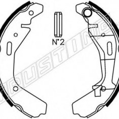 Set saboti frana OPEL ASTRA F hatchback 1.6 Si - TRUSTING 073.176 - Saboti frana auto