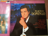 Placido domingo Love Story O Sole Mio Spanish Eyes disc vinyl lp 1989 muzica, VINIL