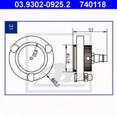 Stut aerisire - ATE 03.9302-0925.2