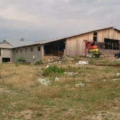 Teren 4163 mp si 2 constructii in Hartiesti, Arges - Teren de vanzare, Teren intravilan