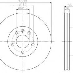 Disc frana - TEXTAR 92109800 - Discuri frana