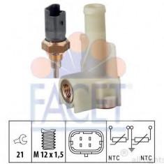 Senzor, temperatura lichid de racire FIAT BRAVA 1.2 16V 80 - FACET 7.3286K - Sistem Racire auto